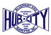 Hub City Blueprint