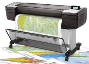 Hp designjet hub city blueprint hp designjet t1700 printer series new malvernweather Choice Image